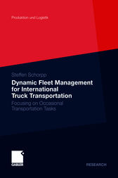 Dynamic Fleet Management for International Truck Transportation