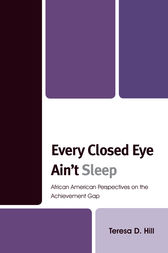 Every Closed Eye Ain't Sleep by Teresa Hill