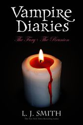 The Vampire Diaries: 3: The Fury by L J Smith