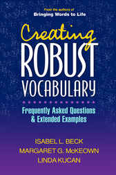 Creating Robust Vocabulary by Isabel Beck