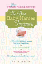 Best Baby Names Treasury by Emily Larson