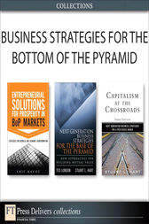 the bottom of the pyramid strategy When ck prahalad's book, the fortune at the bottom of the pyramid, was published in 2004, the book made an immediate splash its argument was irresistible: the world.