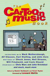 The Cartoon Music Book by Daniel Goldmark