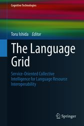 The Language Grid by Toru Ishida
