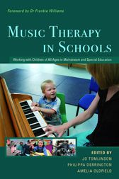 Music Therapy in Schools by John Strange