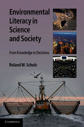 Environmental Literacy in Science and Society by Roland W. Scholz