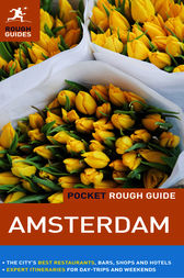 Pocket Rough Guide Amsterdam by Martin Dunford