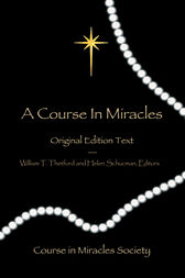 A Course in Miracles-Original Edition