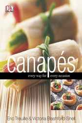 Canapes by Eric Treuille