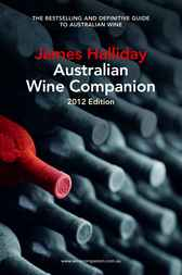 James Halliday Wine Companion 2012 by James Halliday