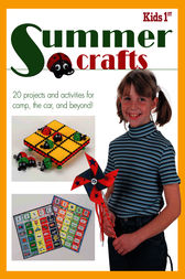 Kids 1st Summer Crafts by Krause Publications