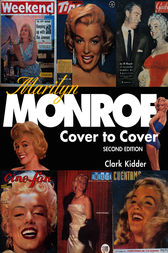 Marilyn Monroe: Cover to Cover by Kidder