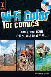 Hi-Fi Color For Comics by Brian Miller