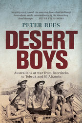 Desert Boys by Peter Rees