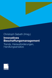 Innovatives Beschaffungsmanagement by Christoph Walter Gabath