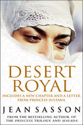 Desert Royal by Jean Sasson