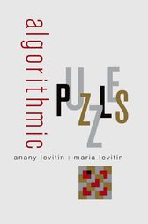 Algorithmic Puzzles by Anany Levitin