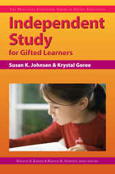 Independent Study for Gifted Learners by Kristen Stephens