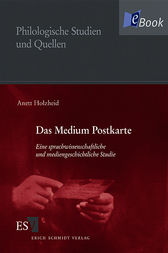 Das Medium Postkarte by Anett Holzheid
