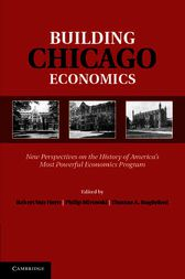 Building Chicago Economics by Robert Van Horn