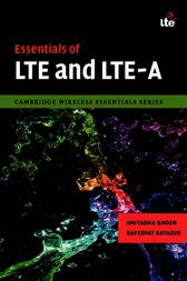 Essentials of LTE and LTE-A by Amitabha Ghosh
