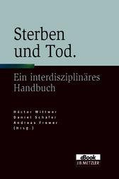 Sterben und Tod