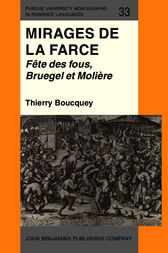 Mirages de la farce by Thierry Boucquey