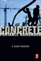 Concrete Portable Handbook by R. Dodge Woodson