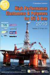 High Performance Elastomers & Polymers for Oil & Gas