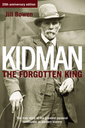 Kidman The Forgotten King by Jill Bowen