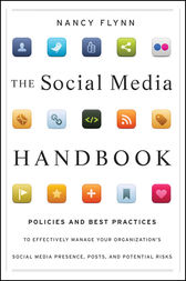 The Social Media Handbook by Nancy Flynn