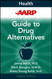 AARP Prescription for Drug Alternatives by James F. Balch