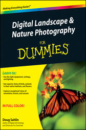Digital Landscape and Nature Photography For Dummies by Doug Sahlin