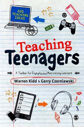 Teaching Teenagers by Warren Kidd
