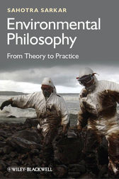 Environmental Philosophy by Sahotra Sarkar