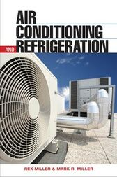 Air Conditioning and Refrigeration 2/E by Rex Miller