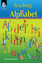 Teaching the Alphabet by Lesley Morrow