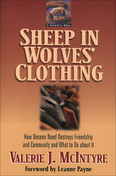 Sheep in Wolves' Clothing by Valerie J. McIntyre