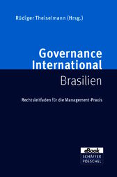 Governance International Brasilien by Rita de Cássia Nader