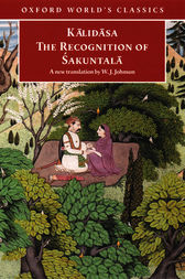 The Recognition of Sakuntala by Kalidasa;  W. J. Johnson