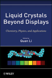 Liquid Crystals Beyond Displays by Quan Li