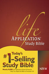 Life Application Study Bible NIV by Tyndale