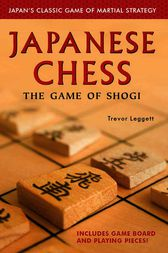 Japanese Chess by Trevor Leggett