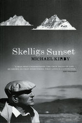 Skellig Sunset by Michael Kirby