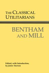 The Classical Utilitarians