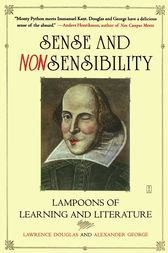 Sense and Nonsensibility by Lawrence Douglas
