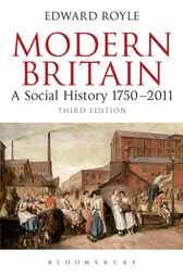Modern Britain Third Edition by Edward Royle