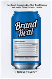 Brand Real by Laurence VINCENT