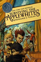 surviving the applewhites Surviving the applewhites is a story about a teenager who has gone astray and is  sent to a farm to find his way to a meaningful and productive life jake, the.