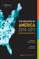 The Measure of America, 2010-2011 by Kristen Lewis